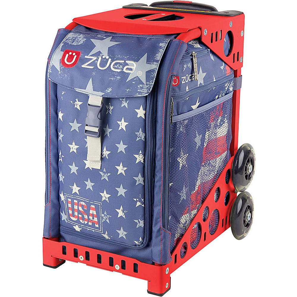 ZUCA Sport Unit GO USA! Bag Red Frame USA Bag Red Frame ZUCA Other Sports Bags