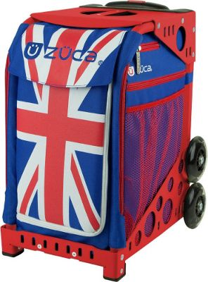 ZUCA Sport Union Jack/Red Frame Union Jack - Red Frame - ZUCA Other Sports Bags