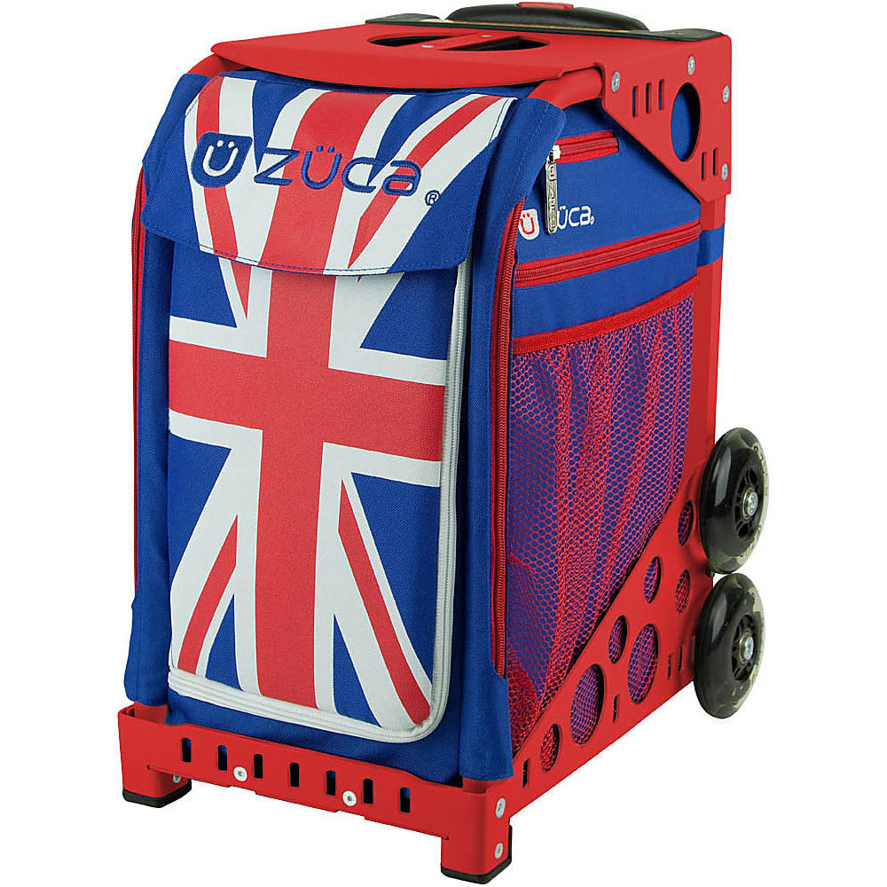 ZUCA Sport Union Jack Red Frame Union Jack Red Frame ZUCA Other Sports Bags