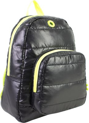 Fuel Fuel Neon Mini Backpack Black - Fuel Everyday Backpacks
