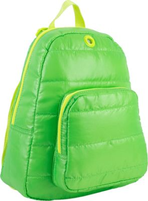 Fuel Fuel Neon Mini Backpack Lime Sizzle - Fuel Everyday Backpacks