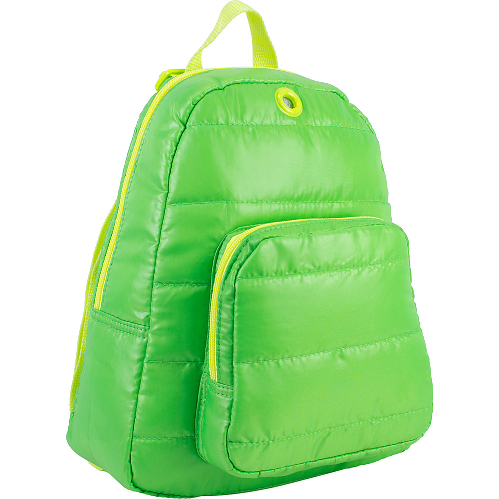 Fuel Neon Mini Backpack Lime Sizzle - Fuel Everyday Backpacks
