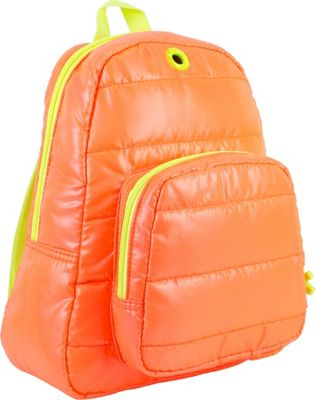 Fuel Fuel Neon Mini Backpack Tangerine - Fuel Everyday Backpacks