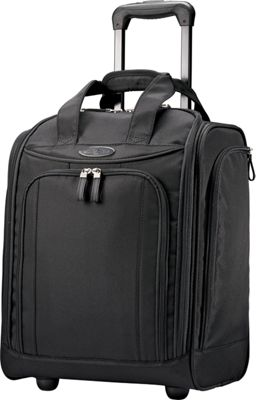 Samsonite Travel Accessories Wheeled Underseater Large Black - Samsonite Travel Accessories Softside Carry-On