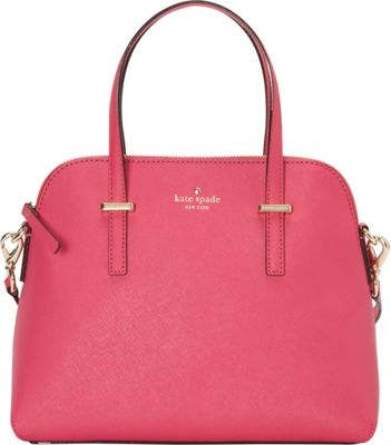 kate spade new york Cedar Street Maise Convertible Satchel Sweetheart Pink - kate spade new york Designer Handbags