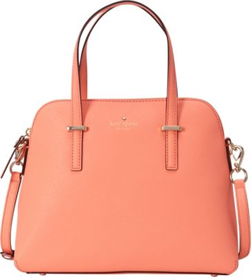 kate spade new york Cedar Street Maise Convertible Satchel Guava - kate spade new york Designer Handbags