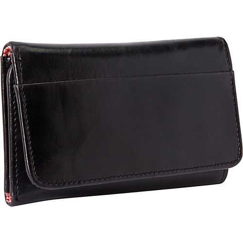 Hobo Jill Black - Hobo Designer Ladies Wallets