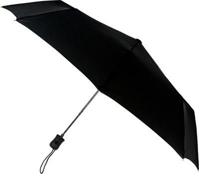 Leighton Umbrellas Como black - Leighton Umbrellas Umbrellas and Rain Gear