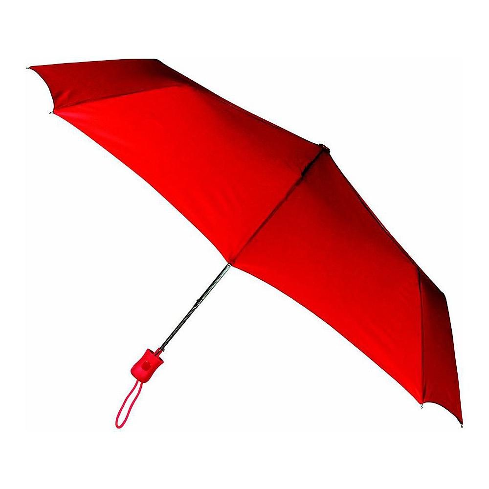 Leighton Umbrellas Como red Leighton Umbrellas Umbrellas and Rain Gear