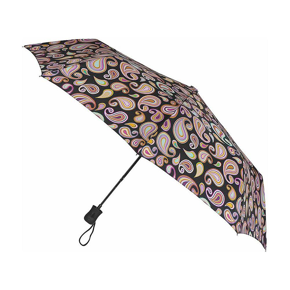 Leighton Umbrellas Como paisley Leighton Umbrellas Umbrellas and Rain Gear