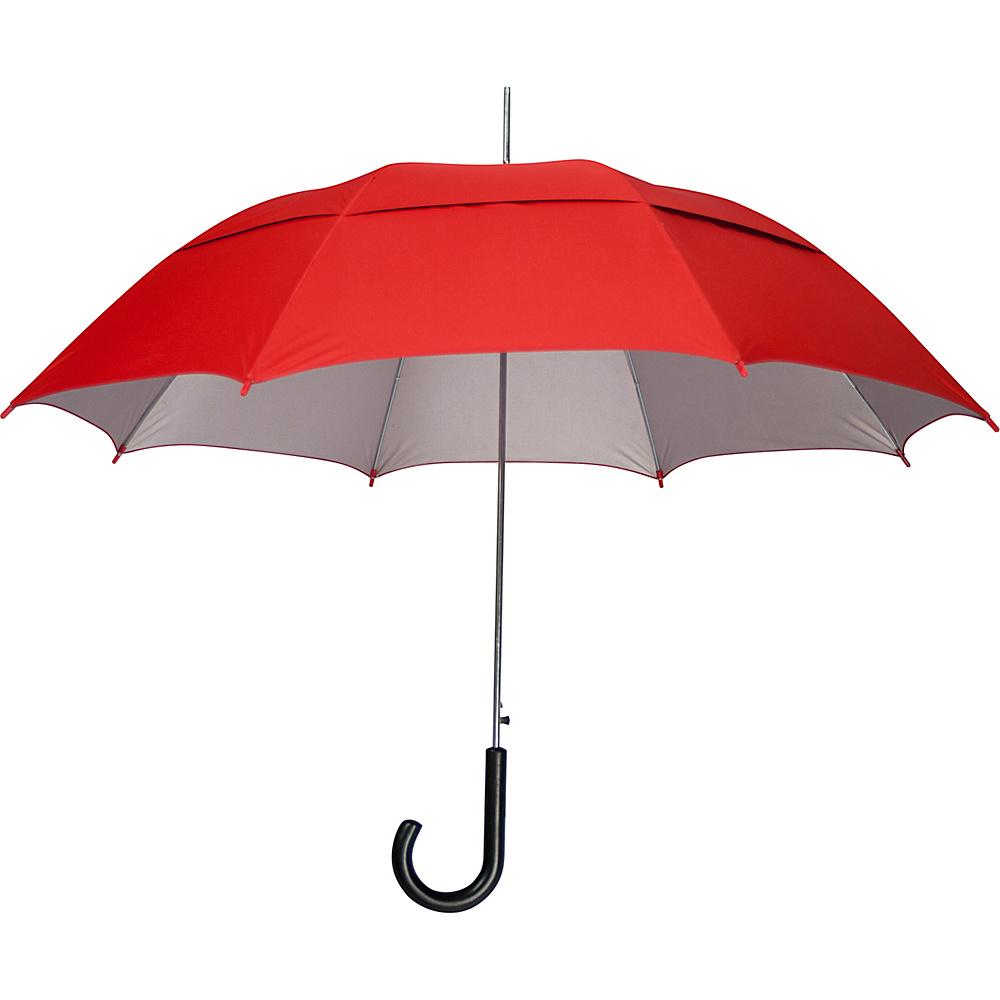 Rainkist Umbrellas UVDefyer RED Rainkist Umbrellas Umbrellas and Rain Gear