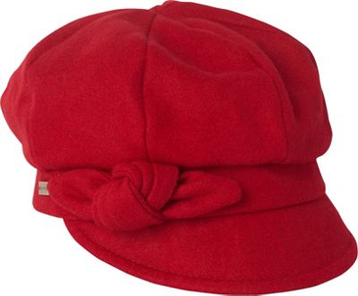 Image of Betmar New York Adele One Size - Scarlet - Betmar New York Hats/Gloves/Scarves