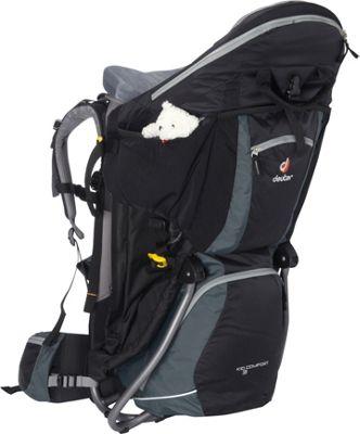 Deuter Kid Comfort 3 Black/Granite - Deuter Baby Carriers 10278236
