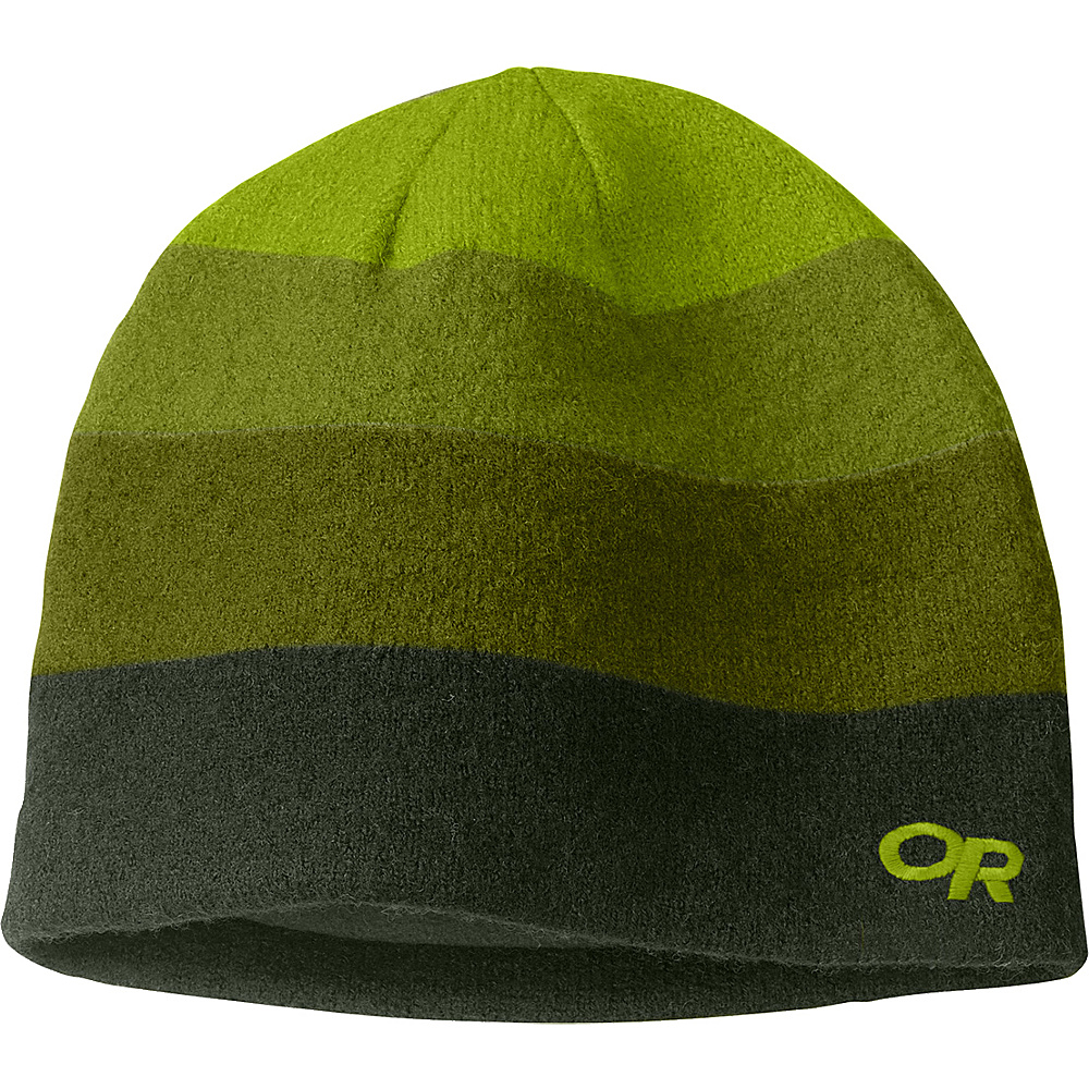 Outdoor Research Gradient Hat Mens One Size - Evergreen/Hops - Outdoor Research Hats/Gloves/Scarves - Fashion Accessories, Hats/Gloves/Scarves