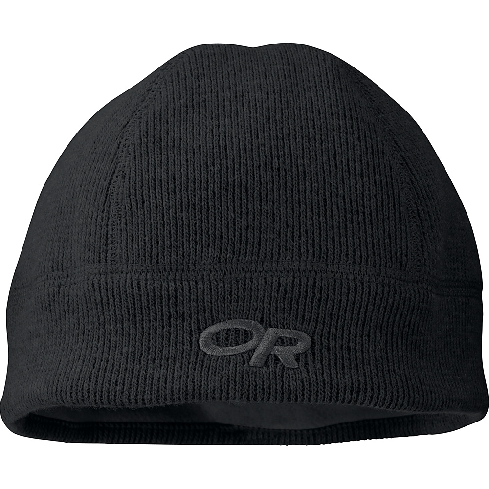 Outdoor Research Flurry Beanie L/XL - Black - Outdoor Research Hats/Gloves/Scarves - Fashion Accessories, Hats/Gloves/Scarves