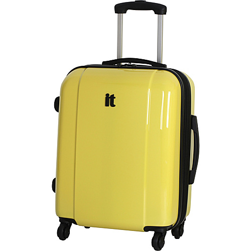 IT Luggage Augusta Collection 22 Carry On Spinner Aurora - IT Luggage Hardside Luggage