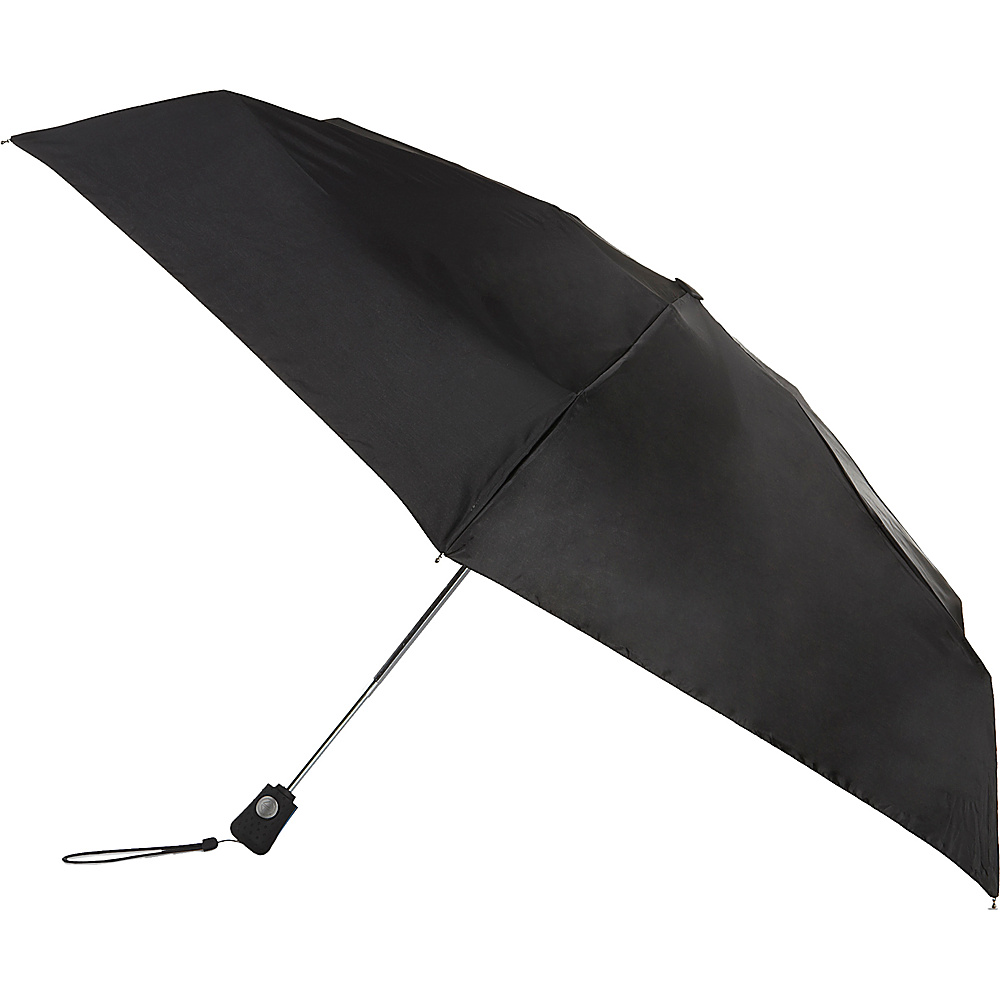 Totes toes Traveler Black - Totes Umbrellas and Rain Gear