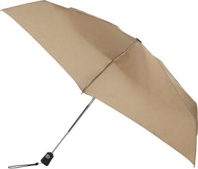 Totes toes Traveler Brittish Tan - Totes Umbrellas and Rain Gear