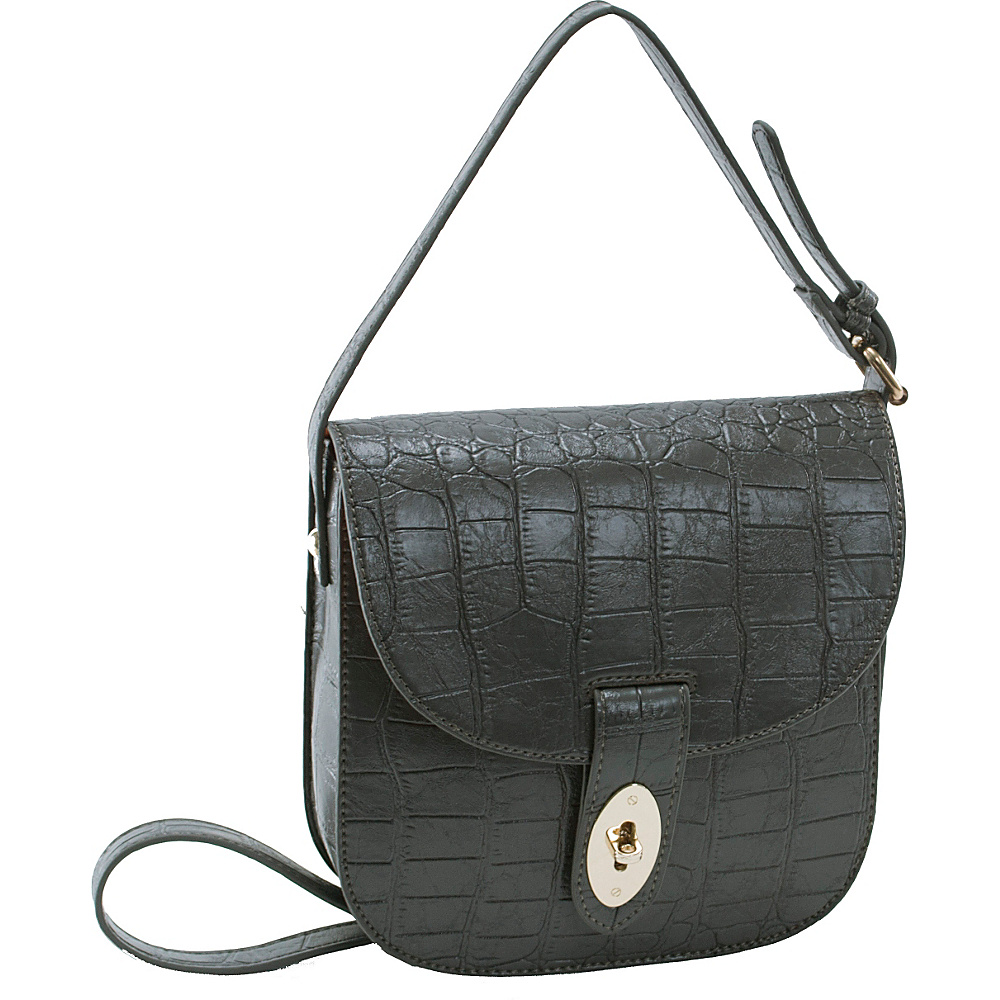 Parinda Maya Grey - Parinda Leather Handbags