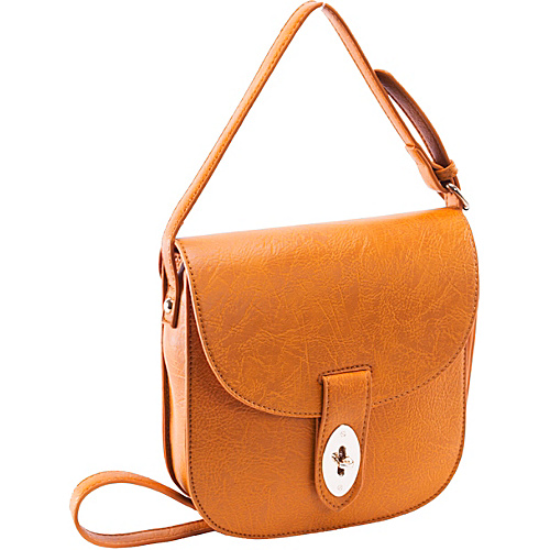 Parinda Maya Mustard Tan - Parinda Manmade Handbags