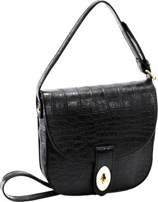 Parinda Maya Black - Parinda Leather Handbags