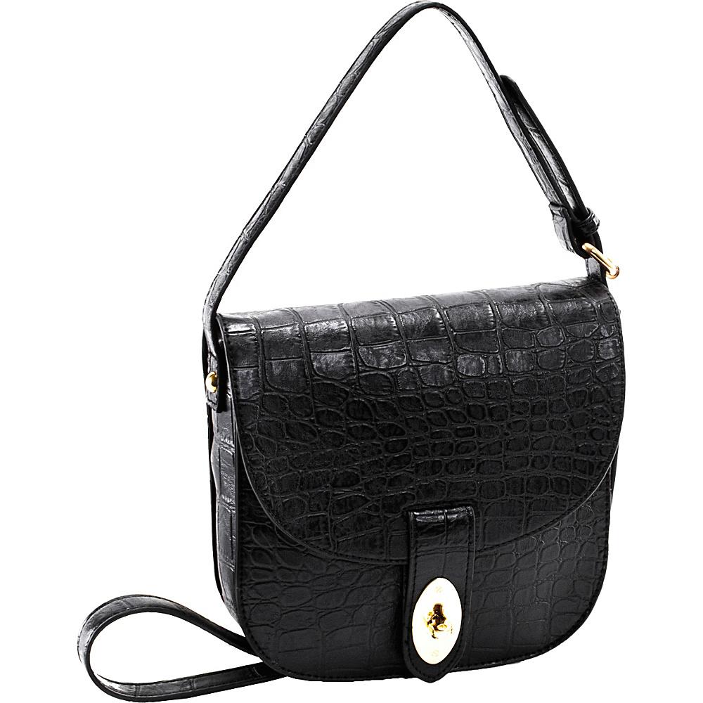 Parinda Maya Black - Parinda Manmade Handbags