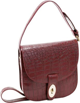 Parinda Maya Wine - Parinda Leather Handbags