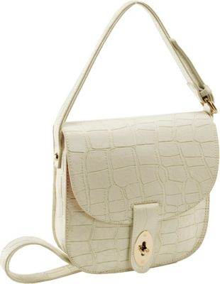 Parinda Maya White - Parinda Leather Handbags