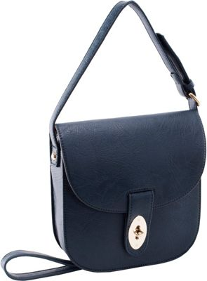 Parinda Maya Navy - Parinda Leather Handbags