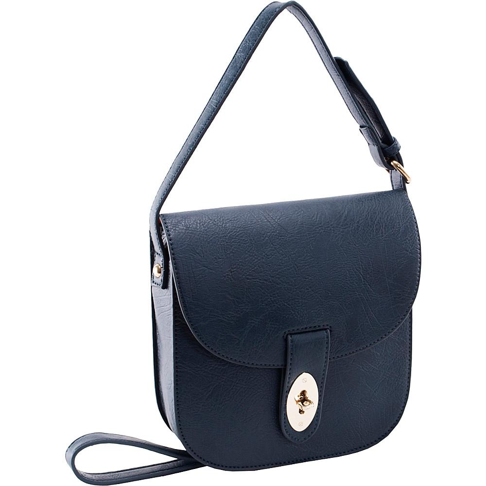 Parinda Maya Navy - Parinda Manmade Handbags