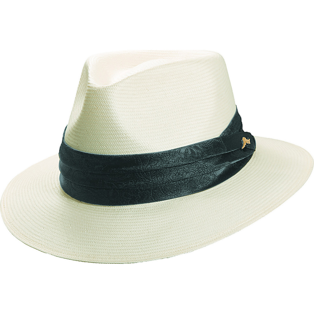Tommy Bahama Headwear Bu Toyo Safari M - Natural - Tommy Bahama Headwear Hats/Gloves/Scarves