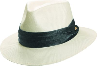 Tommy Bahama Headwear Bu Toyo Safari XL - Natural - Tommy Bahama Headwear Hats/Gloves/Scarves