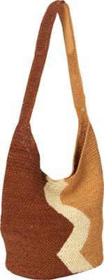 Helen Kaminski Sentosa Geo Sorbet/Blonde/Sienna - Helen Kaminski Designer Handbags