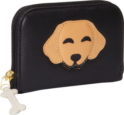 J. P. Ourse & Cie. Zip Wallet Labrador - J. P. Ourse & Cie. Women's Wallets