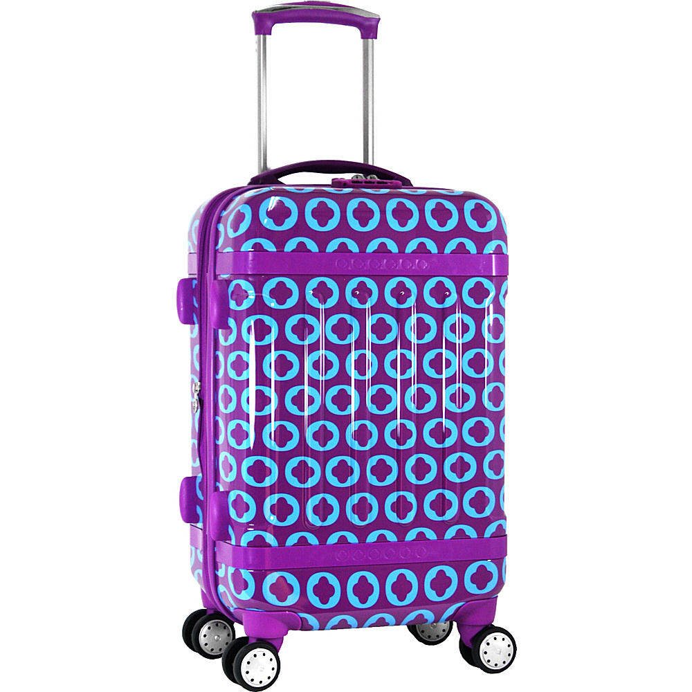 J World New York Taqoo Carry-on Luggage J LOGO - J World New York Softside Carry-On - Luggage, Softside Carry-On
