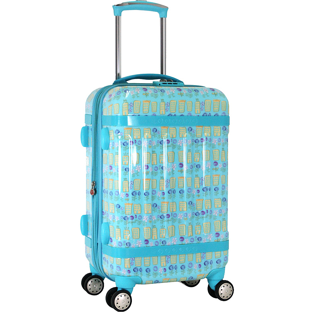 J World New York Taqoo Carry-on Luggage Urban - J World New York Softside Carry-On - Luggage, Softside Carry-On