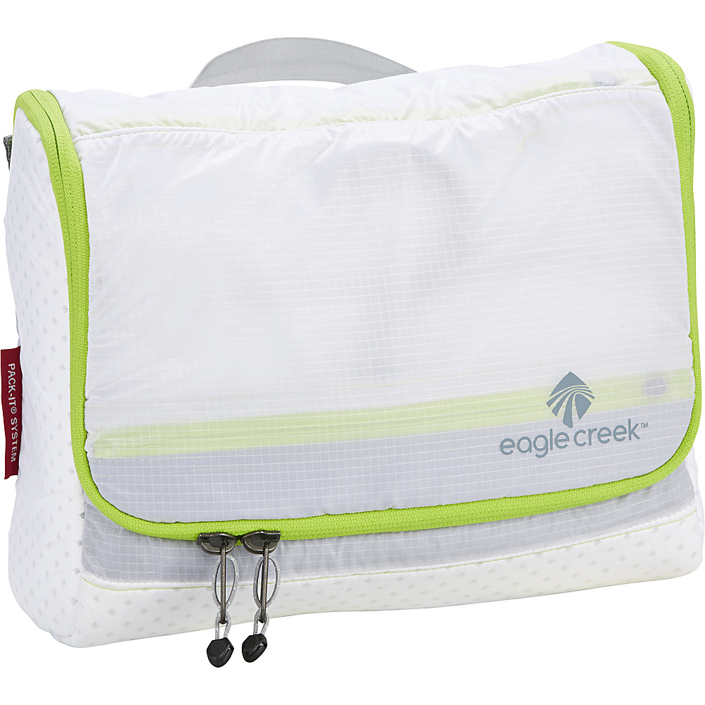 Eagle Creek Pack-It Specter On Board White/Strobe - Eagle Creek Toiletry Kits - Travel Accessories, Toiletry Kits