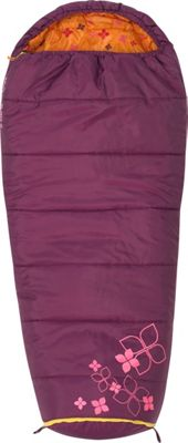 Kelty Big Dipper 30 Degree Sleeping Bag -  Short Right-Hand Purple Potion - Kelty Outdoor Accessories
