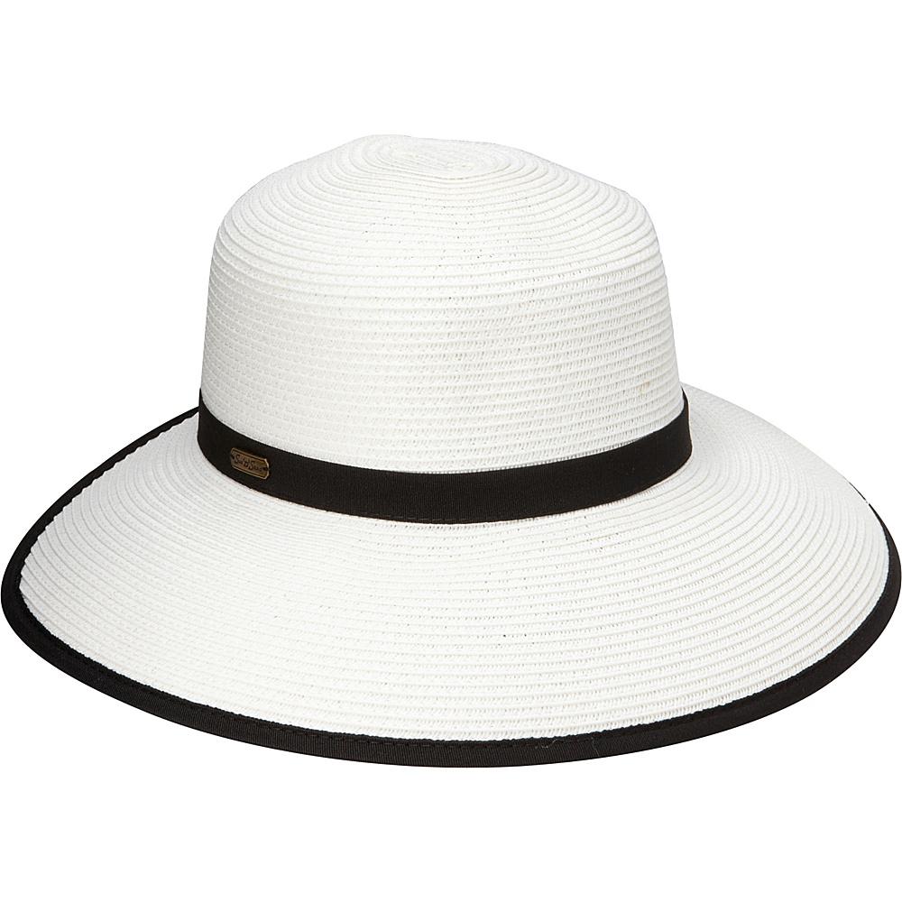 Sun N Sand Sun Savors One Size - White - Sun N Sand Hats/Gloves/Scarves - Fashion Accessories, Hats/Gloves/Scarves