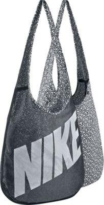 Nike Graphic Reversible Tote Black/White/White - Nike Gym Bags