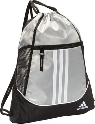 adidas Alliance II Sackpack Platinum - adidas Everyday Backpacks