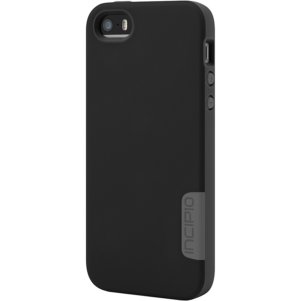 Incipio Phenom for iPhone SE/5/5S Black/Black - Incipio Electronic Cases - Technology, Electronic Cases