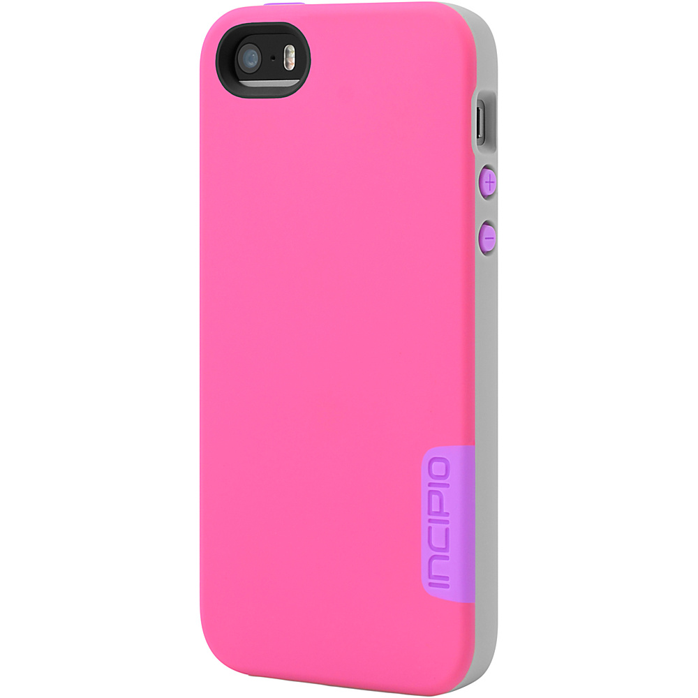 Incipio Phenom for iPhone SE/5/5S Pink/Pink - Incipio Electronic Cases - Technology, Electronic Cases