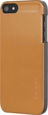 Incipio Feather Shine For iPhone SE/5/5s Metallic Orange - Incipio Electronic Cases