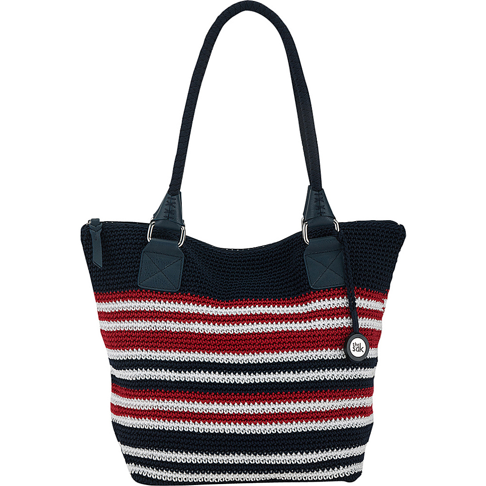 Sak Crochet Bag : Details about The Sak Cambria Crochet Large Tote Bag 7 Colors