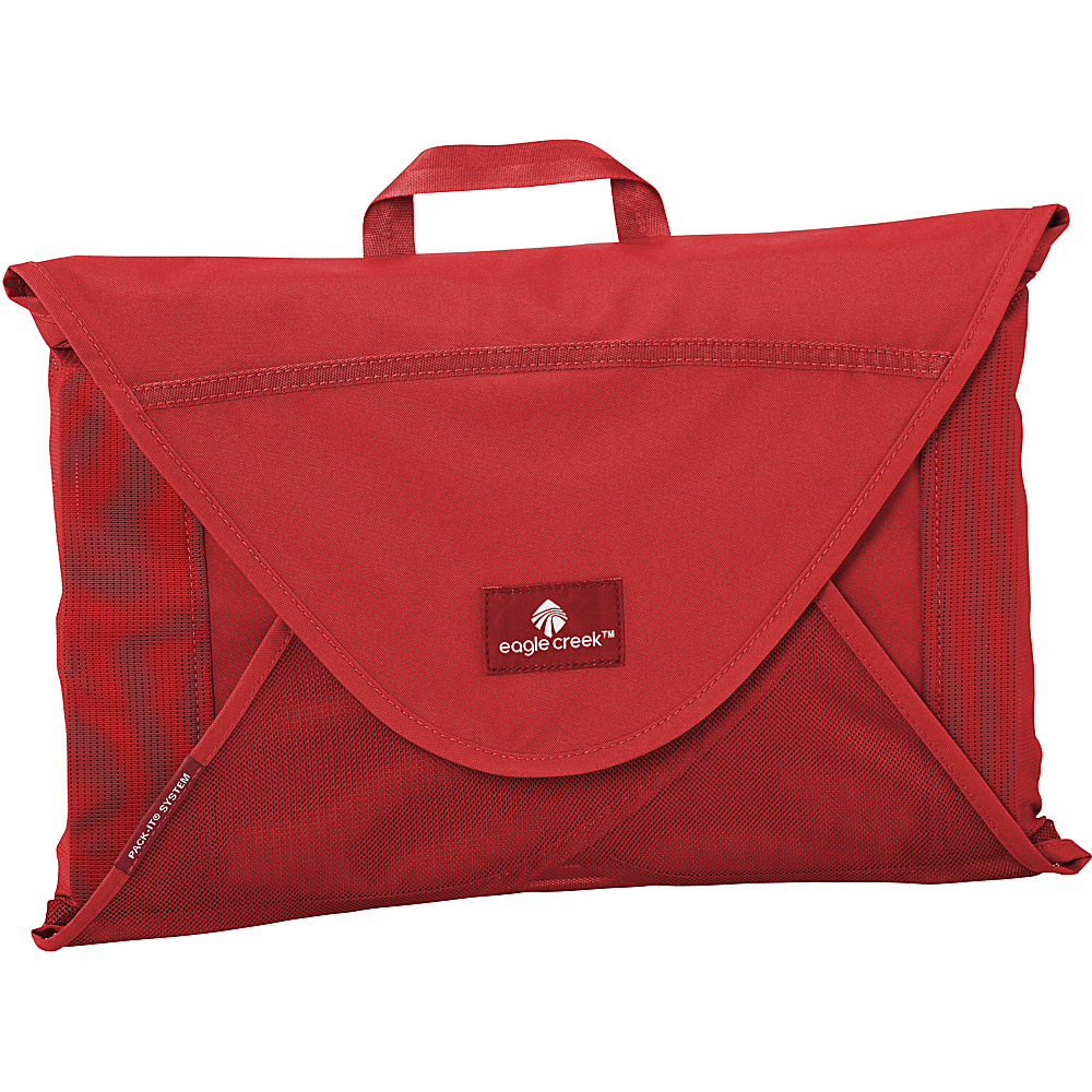 Eagle Creek Pack-It Garment Folder Small Red Fire - Eagle Creek Travel Organizers - Travel Accessories, Travel Organizers