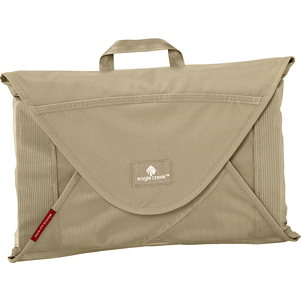 Eagle Creek Pack-It Garment Folder Small Tan - Eagle Creek Travel Organizers - Travel Accessories, Travel Organizers