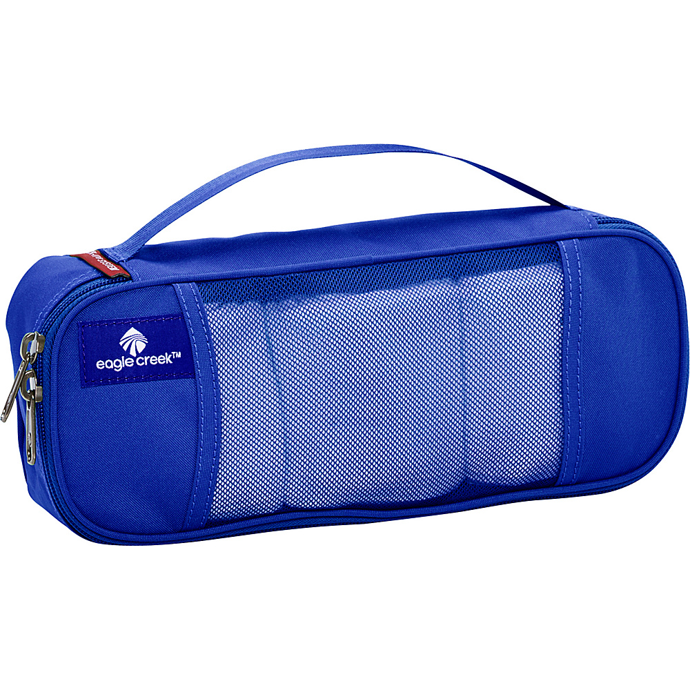 Eagle Creek Pack-It Half Tube Cube Blue Sea - Eagle Creek Travel Organizers - Travel Accessories, Travel Organizers