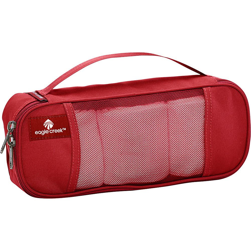 Eagle Creek Pack-It Half Tube Cube Red Fire - Eagle Creek Travel Organizers - Travel Accessories, Travel Organizers