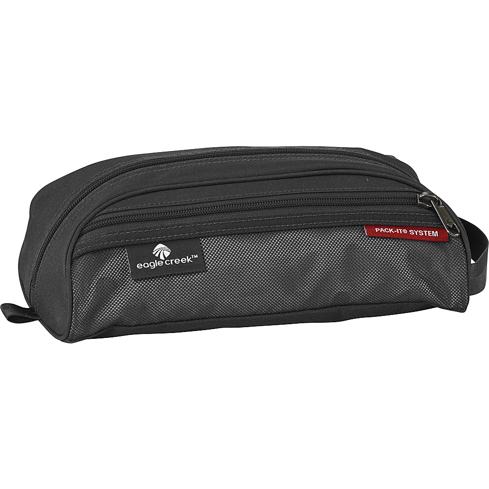 Eagle Creek Pack-It Quick Trip Black - Eagle Creek Toiletry Kits - Travel Accessories, Toiletry Kits